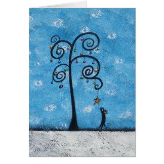 Small Miracles Christmas Card