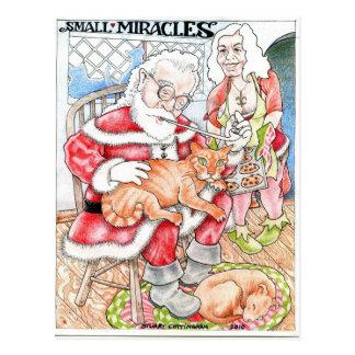 Small Miracles Postcard