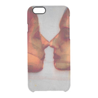 Small Mirror Twin 2003-07 Clear iPhone 6/6S Case