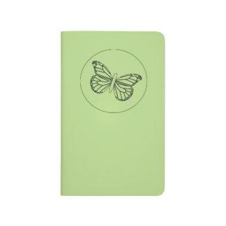 Small Monarch Stamp Journals