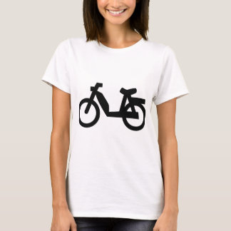 small moped icon T-Shirt