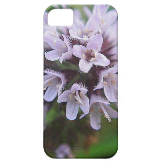 Small one of purple blooms case for the iPhone 5