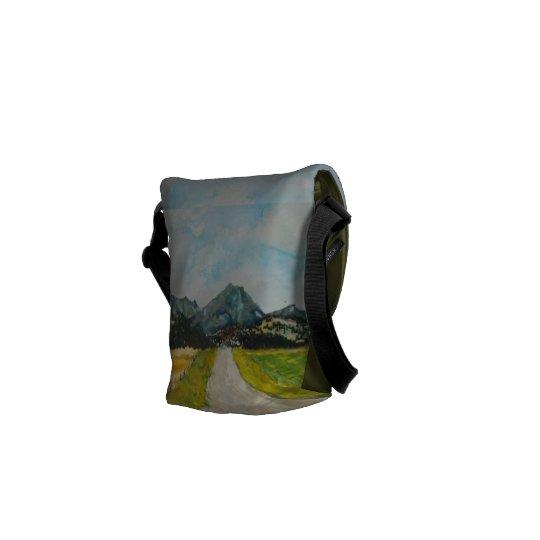 Small Open Road Bag Messenger Bag
