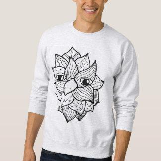 Small owl sweatshirt