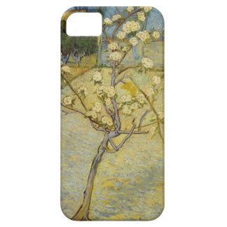 Small pear tree in blossom  iPhone 5 Case