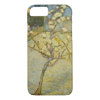 Small pear tree in blossom iPhone 7 case