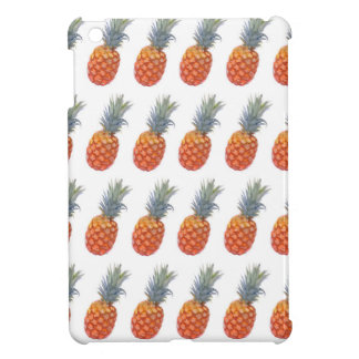 Small Pineapple Print Case For The iPad Mini