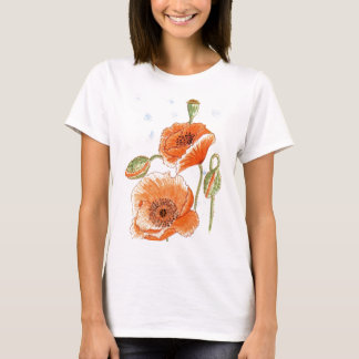 'Small Poppies' T-Shirt