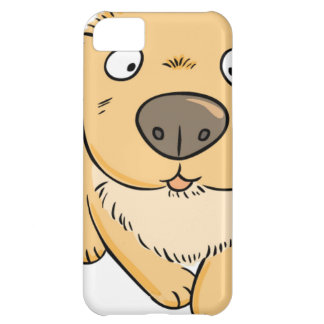 Small puppy wanting a snack cover for iPhone 5C