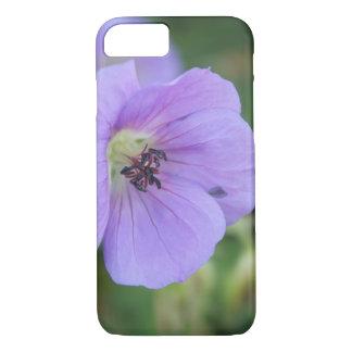 Small Purple Flower iPhone 7 Case