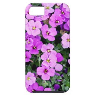 Small Purple Flowers iPhone 5 Cases