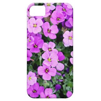 Small Purple Flowers iPhone 5 Cover