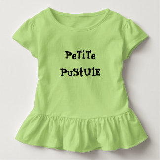 Small Pustule Toddler T-shirt