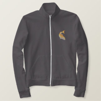 Small Redfish Embroidered Jackets