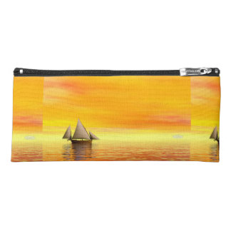 Small sailboat - 3D render Pencil Case