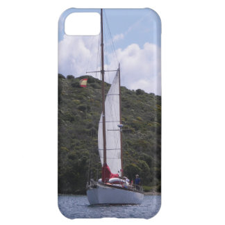 Small Sailing Ketch iPhone 5C Case