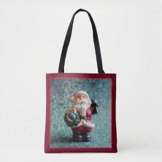 Small Santa Claus figure_R1 Tote Bag