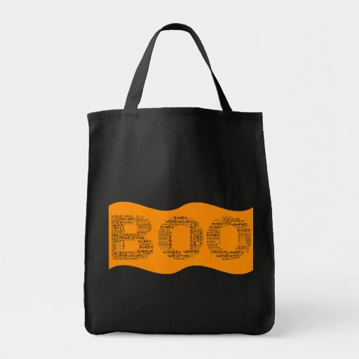 Small Scares from Halloween Horrors Treat Tote Bag