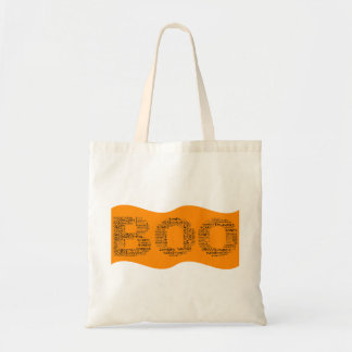 Small Scares from Halloween Horrors Treat Budget Tote Bag