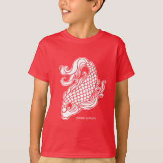 "small school ""Koi"" T-Shirt"