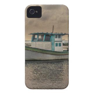 Small Ship at Ocean Porto Galinhas Brazil iPhone 4 Cover