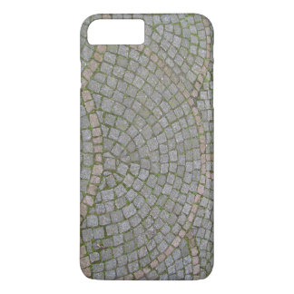 Small Sidewalk Tiles Texture Background iPhone 7 Plus Case