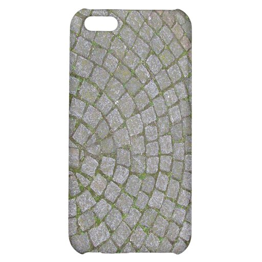 Small Sidewalk Tiles Texture Background Case For iPhone 5C