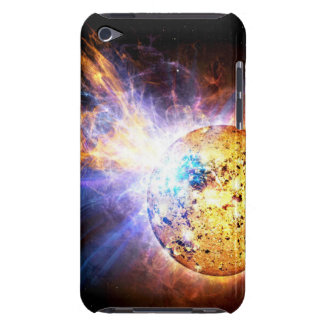 Small Star Large Flare iPod Touch Cases