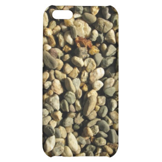 small stones iPhone 5C cover