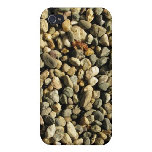 small stones iPhone 4 case