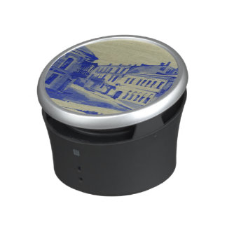 Small streets in the old town bluetooth speaker