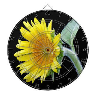 Small Sunflower Dartboards