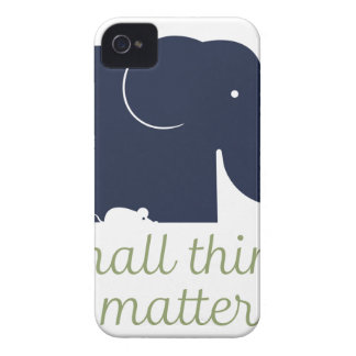 Small things matter.pdf Case-Mate iPhone 4 cases