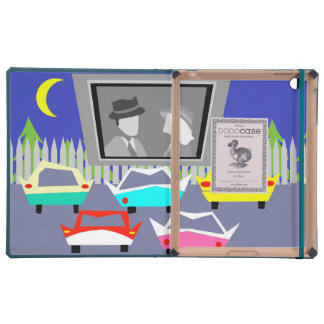 Small Town Drive-In Movie iPad DODOcase