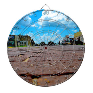 Small Town Main Street Dartboard