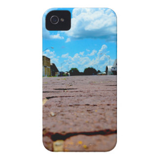Small Town Main Street iPhone 4 Case-Mate Cases