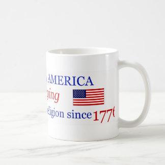 Small Town Proud Coffee Mug