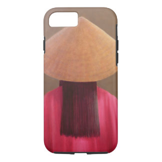 Small Vietnam back view iPhone 7 Case