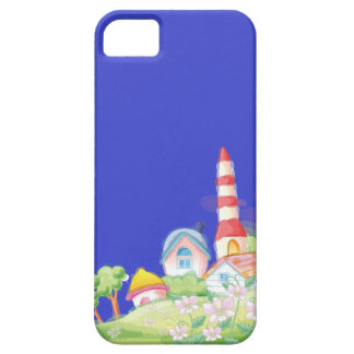 Small Village iPhone 5 Case