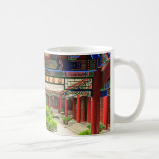 Small Wild Goose Temple, China Coffee Mug