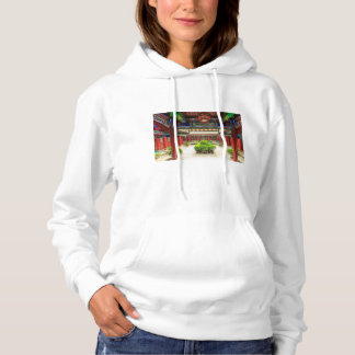 Small Wild Goose Temple, China Hoodie
