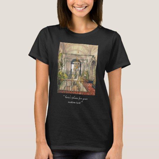Small Winter Garden Empress Alexandra Fyodorovna T-Shirt