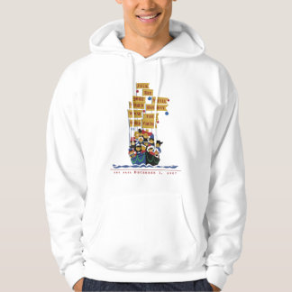 Small World Holiday Cruise Logo Hoodie