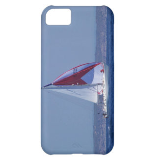 Small Yacht Setting A Spinnaker iPhone 5C Case
