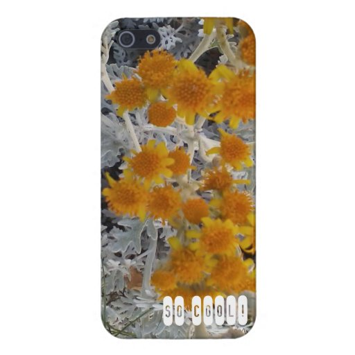 SMALL YELLOW FLOWERS IPHONE CASE COVER FOR iPhone 5
