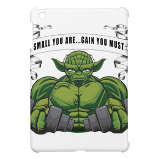 SMALL YOU ARE...GAIN YOU MUST iPad MINI CASES