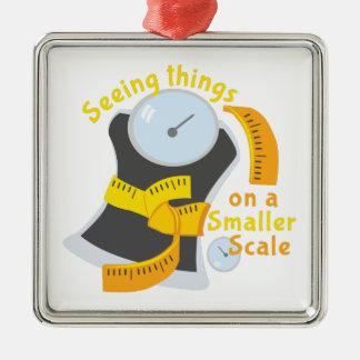 Smaller Scale Metal Ornament