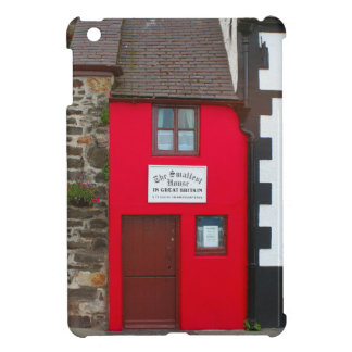 Smallest house in Great Britain Cover For The iPad Mini