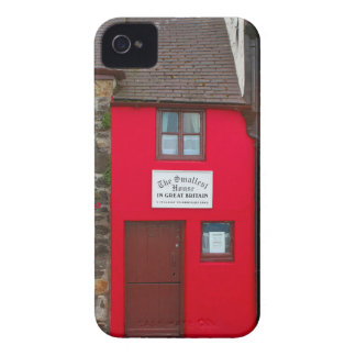 Smallest house in Great Britain iPhone 4 Covers