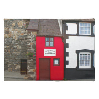 Smallest house in Great Britain Placemat